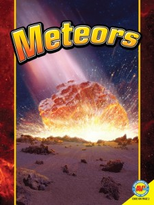 Space Science Covers_Meteors