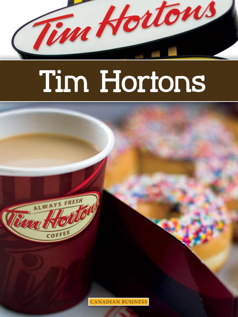 History of Tim Hortons