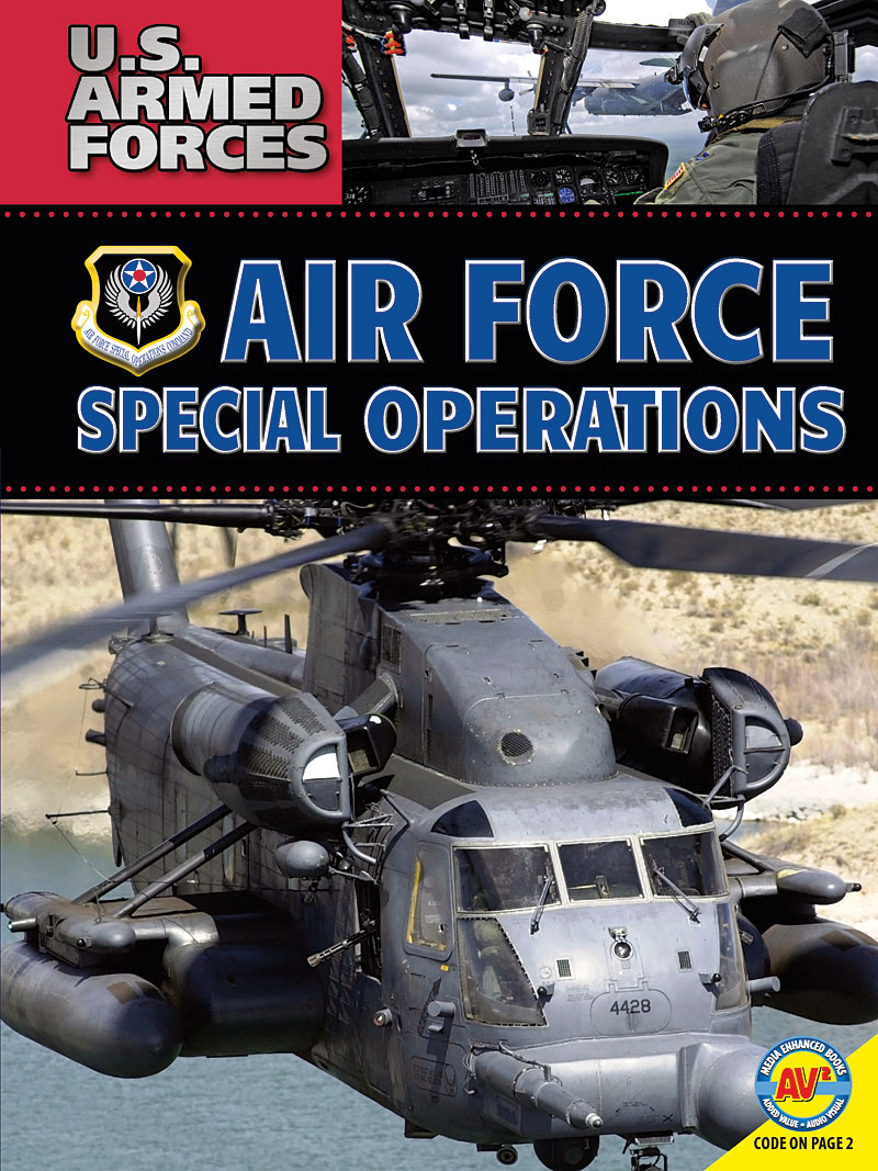 U S  Armed Forces: Air Force Special Operations - Simon Rose