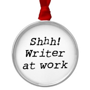 shh_writer_at_work_christmas_tree_ornaments-ra6a590948e074b96978e06709a07601f_x7s2s_8byvr_512